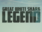 Great White Shark Legend title square