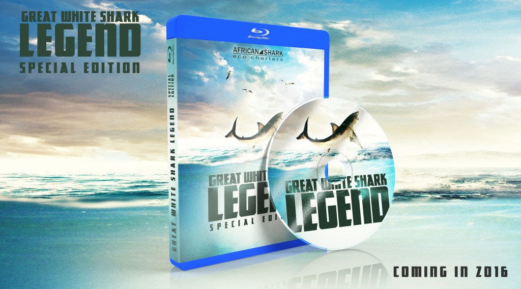 Great White Shark Legend BD case mockup